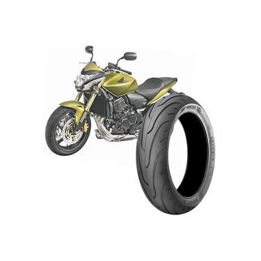 Imagem de Pneu Moto Hornet Technic Aro 17 180/55-17 73v Traseiro Stroker