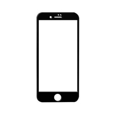 Película de Vidrio 3D, compatível com Smartphone Apple Iphone 7/8 e SE 2020, 4.7 Polegadas