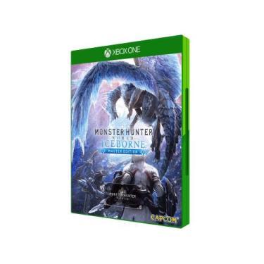Monster Hunter World: Iceborne para Xbox One - Capcom Pré-venda