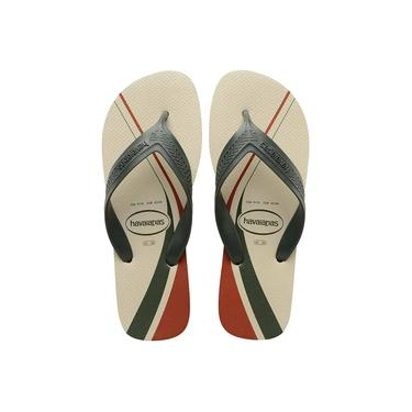 Chinelo Havaianas Masculino TOP MAX Basic 41/2 Bege Palha