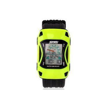 dfff558147a Relógio Infantil Skmei Digital 0961 Vd