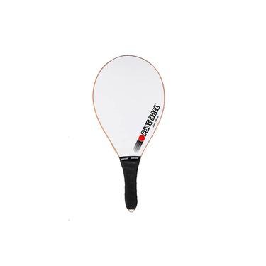 Raquete de Frescobol Power Fastball branca UNICO