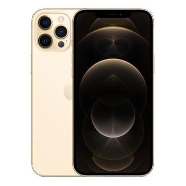 Imagem de iPhone 12 Pro Max Apple 256gb - Dourado Novo Original