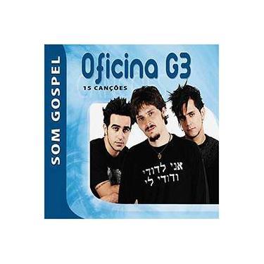 CDOficina G3 - Som Gospel: Oficina G3