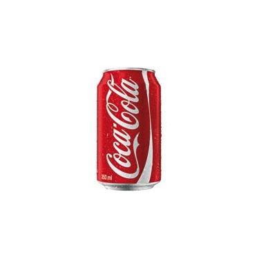 Refrigerante lata 350ml Coca Cola PT 1 LT