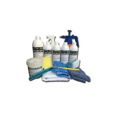 Imagem de Kit Ecolavagem DRY LIMP - (70 lavagens a Seco) Lavagem Ecológica