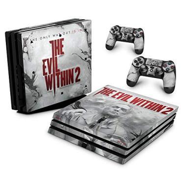 Skin Adesivo para PS4 Pro - The Evil Within 2