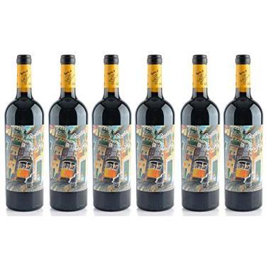 Vinho Tinto Português Porta 6 750ml Vidigal Kit 6