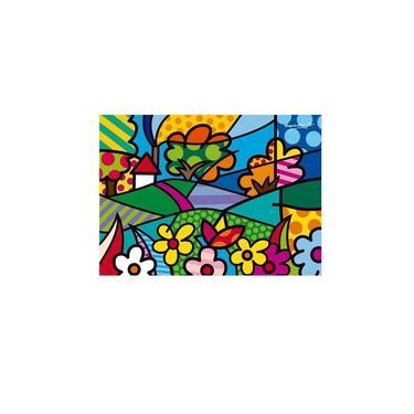 Imagem de Quebra Cabeça Puzzle 2000 Romero Britto Campo