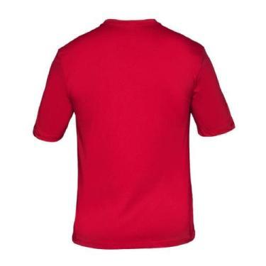 Imagem de Camiseta Curtlo Active Fresh Mc - Masc. Vermelho P
