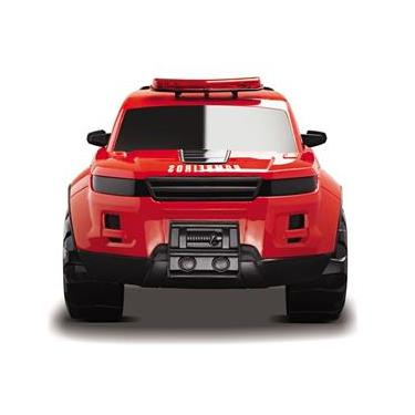Imagem de Veículo Roda Livre - Pick Up Force - Bombeiros - Roma Jensen