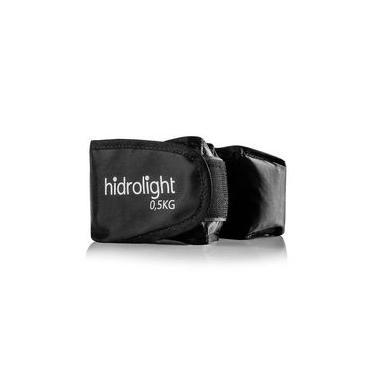 Caneleira Peso Kit 1 Kg Hidrolight - 2 Unidades de 0,5 Kg cada