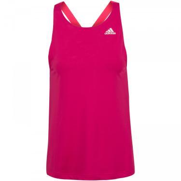 Camiseta Regata adidas D2M AOP TK - Feminina adidas Feminino