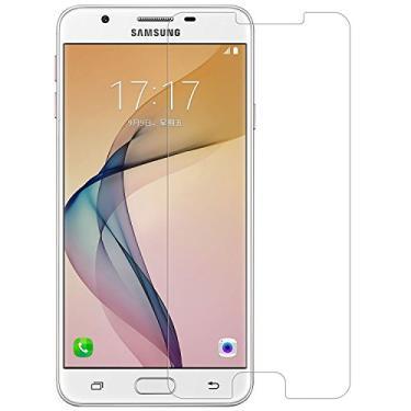 [2 pacotes] Película protetora de tela para Galaxy On7 (2016), Galaxy On7 (2016), película protetora de tela HD antiarranhões para Samsung Galaxy On7 de 5,5 polegadas (2016) [não serve para Galaxy On7/On7 Pro]