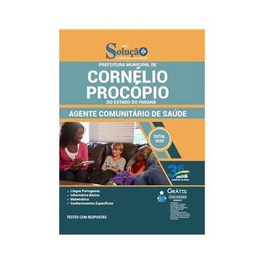 Imagem de Apostila Cornélio Procópio Pr - Agente Comunitário De Saúde