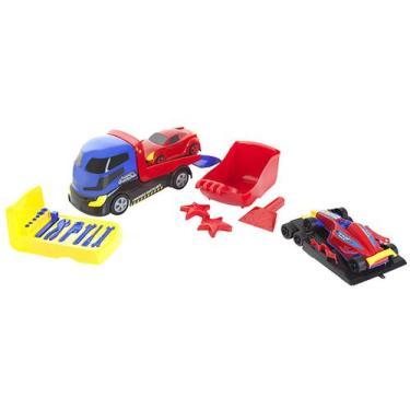 Imagem de Mini Caminhão Infantil Monster Truck - Home Play