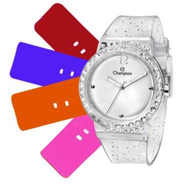 0e9332a83 Relógio de Pulso Champion: Encontre Promoções e o Menor Preço No Zoom