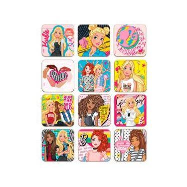 Imagem de Jogo da Memória Barbie 24 Peças F0047-9 - Fun