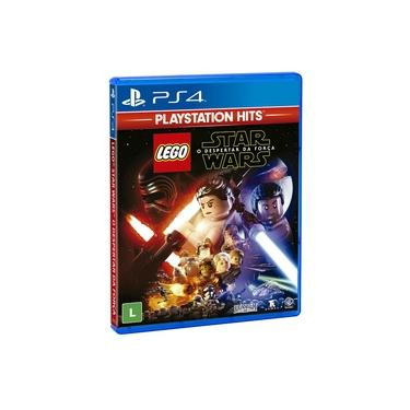 Game Lego Star Wars Hits - PS4