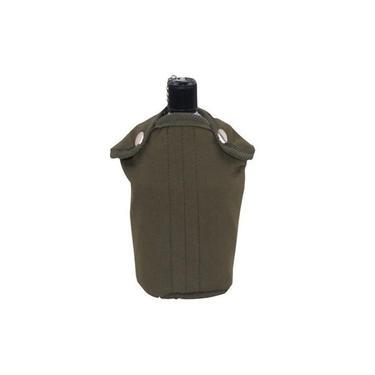 Cantil Militar Com Capa E Copo De Alumínio Cf006 - Echolife