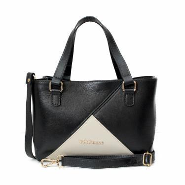 Bolsa de couro legítimo feminina tamanho médio caramelo 8132