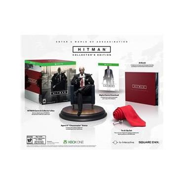 Hitman Collector`s Edition Xbox One