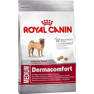 Ração Royal Canin Medium Dermaconfort para Cães de Raças Médias - 2,5kg