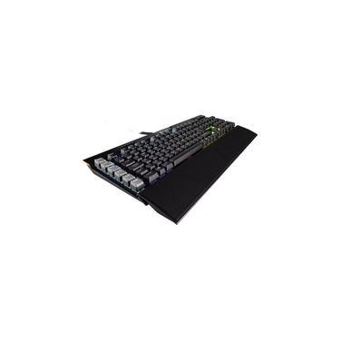 Teclado gaming platium corsair k95 rgb preto - ch-9127014-na