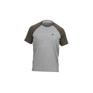 Camiseta manga curta masculina dry flex 2a uv-fps 50 Mormaii