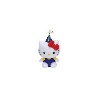 Imagem de Hello Kitty Aniversário Beanie Babies Pelucias Ty - Dtc 3718