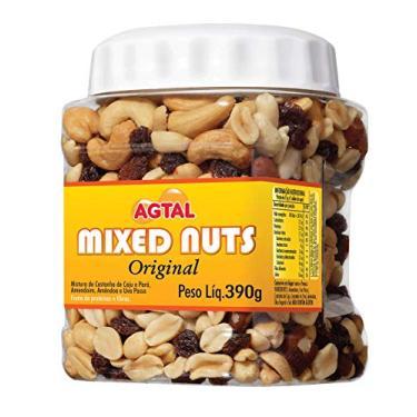 MIXED NUTS 390g - POTE - UN