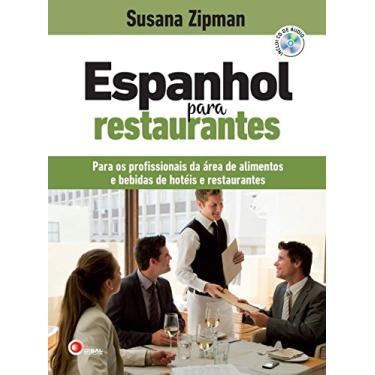 Espanhol para Restaurantes (+ CD Áudio) - Capa Comum - 9788578441562