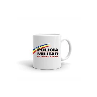 Imagem de Caneca De Porcelana Tema Policia Militar De Minas Gerais