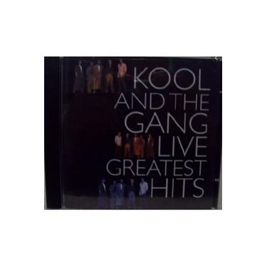 CD Kool and The Gang - Live Greatest Hits