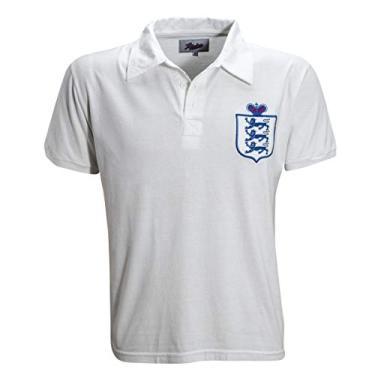 Camisa Liga Retrô Inglaterra 1930