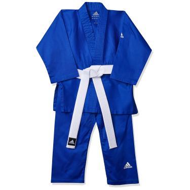 ADIDAS Judo Infantil- 110 Azul Reforcado