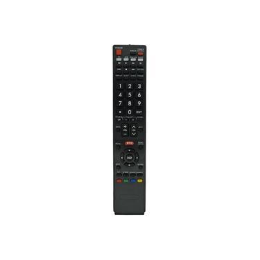 Controle Remoto Para Tv Led Sharp Aquas Netflix