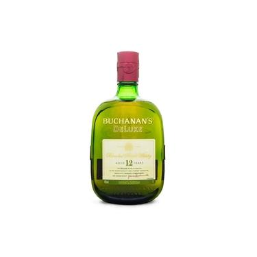 Whisky Buchanan's Deluxe 12 Anos 1L