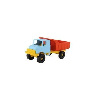 Imagem de Mini Caminhão Com Caçamba De Brinquedo Infantil Coral