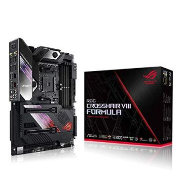 Placa Mae Asus ROG Crosshair VIII Formula, X570, DDR4 Socket AM4 Chipset AMD X570