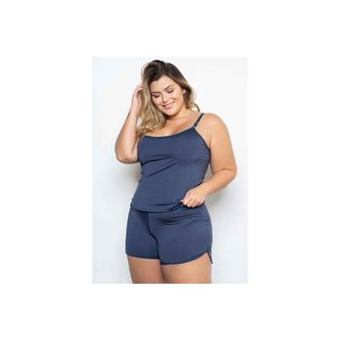 Baby Doll Plus Size Liso O44