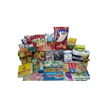 Cesta Básica Completa Alimentos E Higiene - 30 Itens