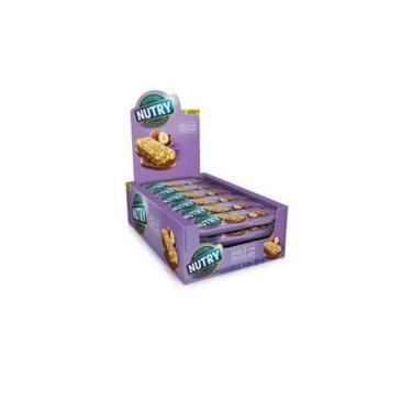 Barra Cereal Nutry Light Avela Chocolate Com 24un