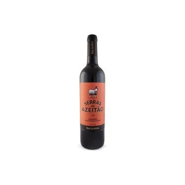 Bacalhoa Serras do Azeitão Tinto 750ml - Vinho Português