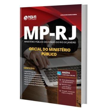 Apostila Mp-Rj - Oficial Do Ministério Público - 2019