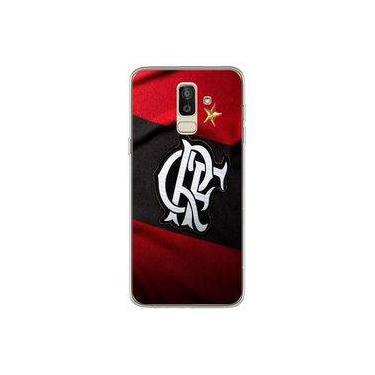 Capa para Galaxy J8 - Flamengo 4