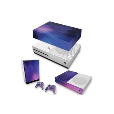Capa Anti Poeira e Skin para Xbox One S Slim - Abstrata #1
