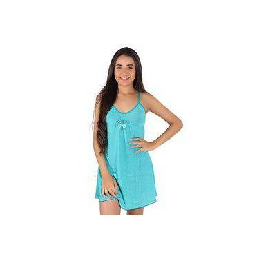 313ecdee1 Camisola Feminina em Liganete Verde com Poá