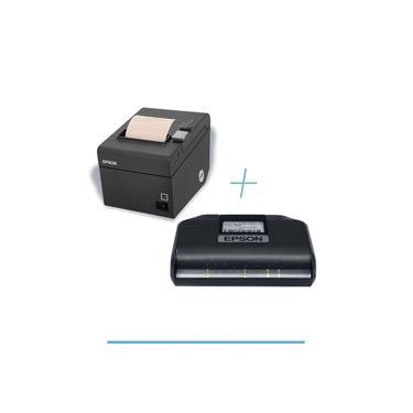 Combo Sat Fiscal SAT-A10 + Impressora térmica Tm t20 Epson
