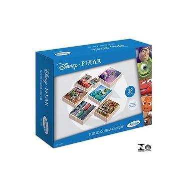 Imagem de Bloco Quebra-cabeça Pixar Disney - 1832.1 - Xalingo